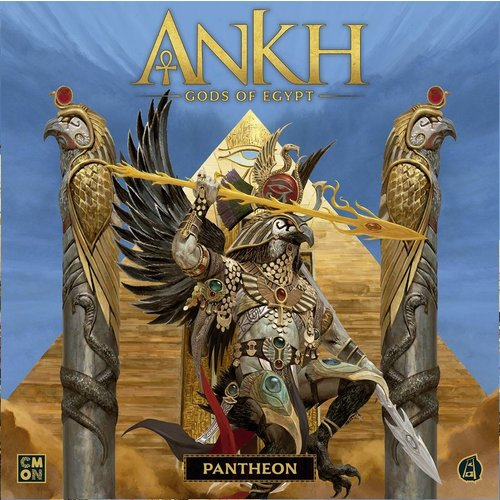 CMON Ankh Gods of Egypt - Pantheon Expansion