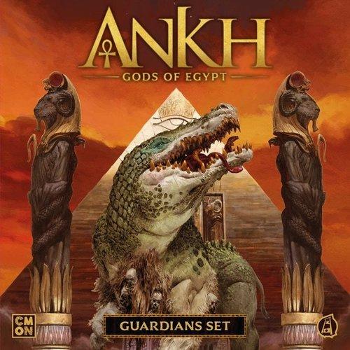 CMON Ankh Gods of Egypt - Guardians Set
