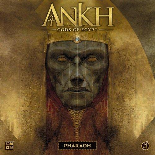 CMON Ankh Gods of Egypt - Pharaoh Expansion