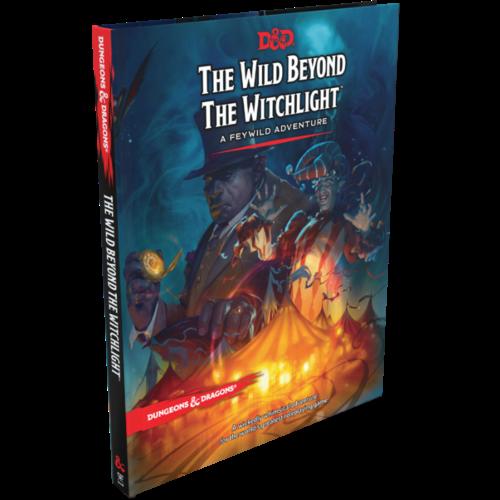 WotC - D&D 5E- The Wild Beyond the Witchlight
