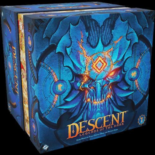 Fantasy Flight Descent- Legends of the Dark