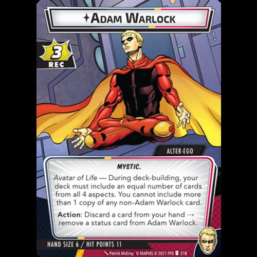 Fantasy Flight Marvel Champions LCG- The Mad Titan's Shadow Expansion