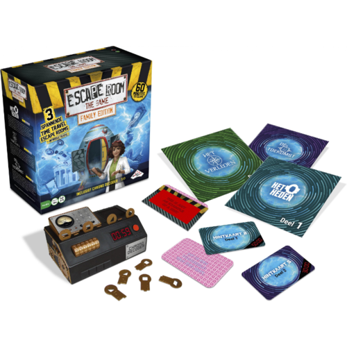 Identity Games Escape Room The Game - Time Machine
