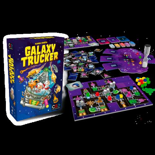 Czech Games Edition Galaxy Trucker