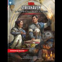 PREORDER- D&D 5E Strixhaven: Curriculum of Chaos (NOVEMBER 2021)