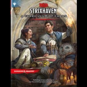 WotC - PREORDER- D&D 5E Strixhaven: Curriculum of Chaos (DECEMBER 2021)