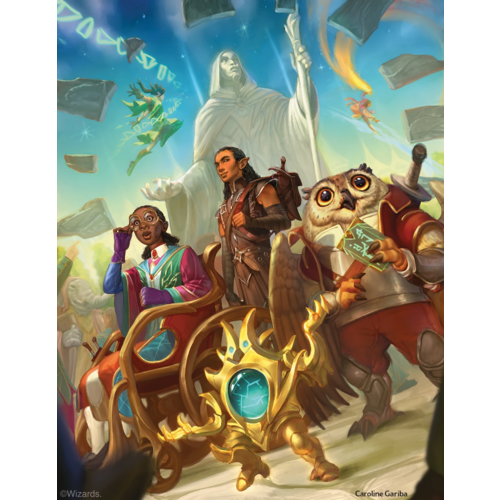 WotC - PREORDER- D&D 5E Strixhaven: Curriculum of Chaos (NOVEMBER 2021)