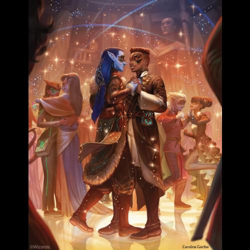 PREORDER- D&D 5E Strixhaven: Curriculum of Chaos - Alternate Cover (NOVEMBER 2021)