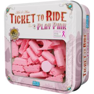 Days of Wonder Ticket to ride - Play Pink