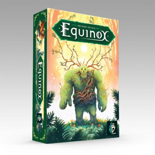 Equinox - Groen