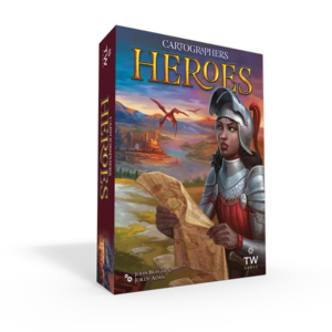 Intrafin Cartographers Heroes