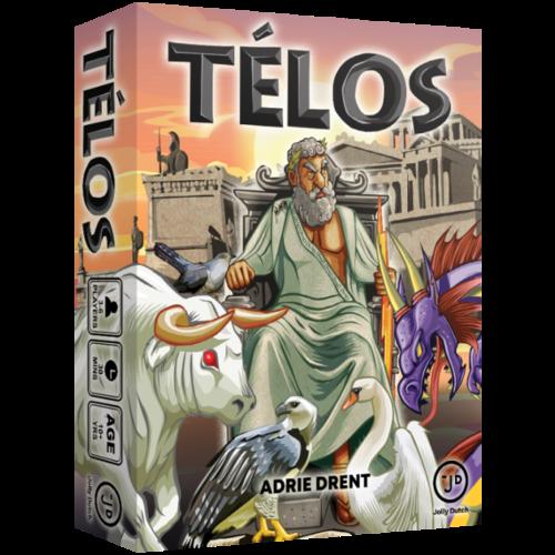Jolly Dutch Games Telos