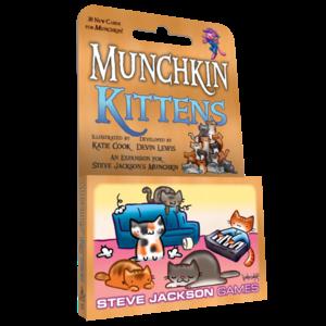 Steve Jackson Games Munchkin Kittens