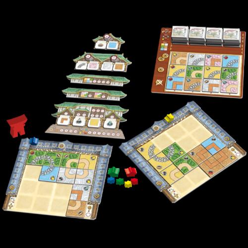 Queen Games Zen Garden