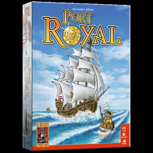 999 Games Port Royal