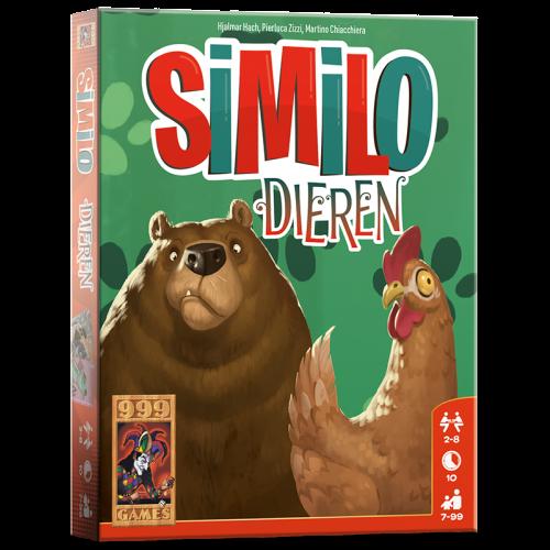 999 Games Similo- Dieren