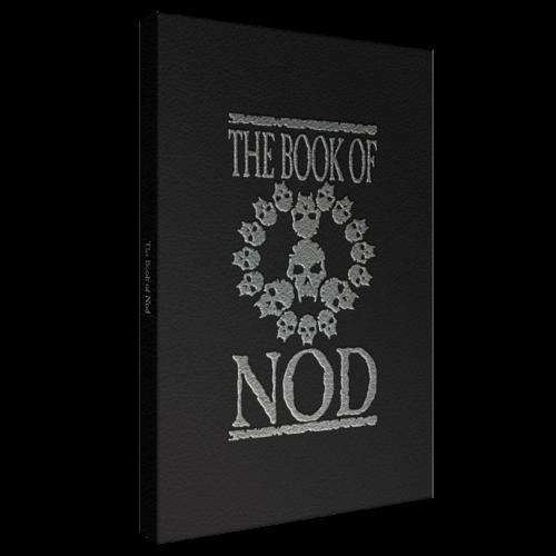 PREORDER  Vampire the Masquerade 5th- Book of Nod (MARCH 2022)