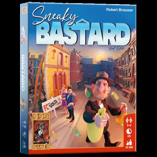 999 Games Sneaky Bastard