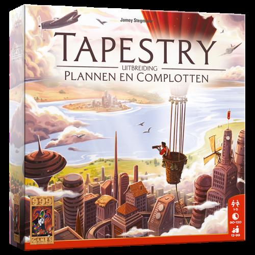 999 Games Tapestry NL - Plannen en Complotten Expansion