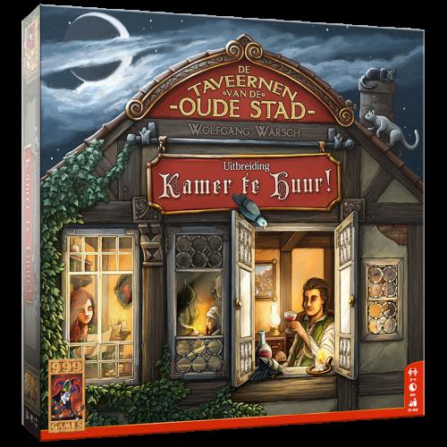 999 Games De Taveernen van de Oude Stad - Kamer te Huur!