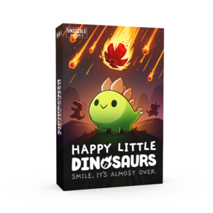 Tee Turtle Games Happy Little Dinosaurs