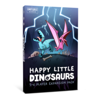 Happy Little Dinosaurs- 5-6 player expansion