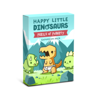 Happy Little Dinosaurs- Perils of Puberty expansion