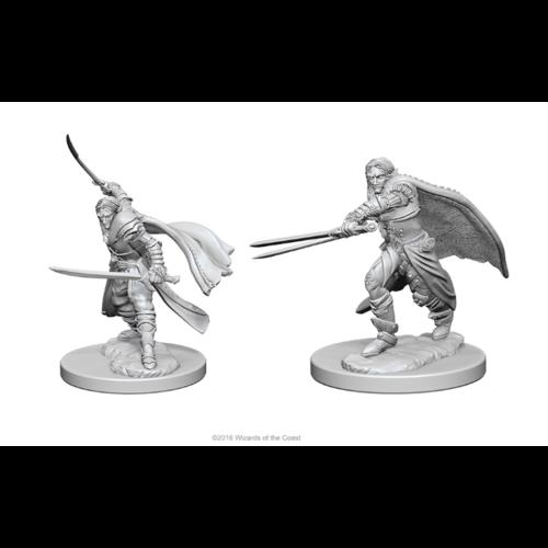 Wizk!ds Unpainted Miniatures- Elf Male Ranger
