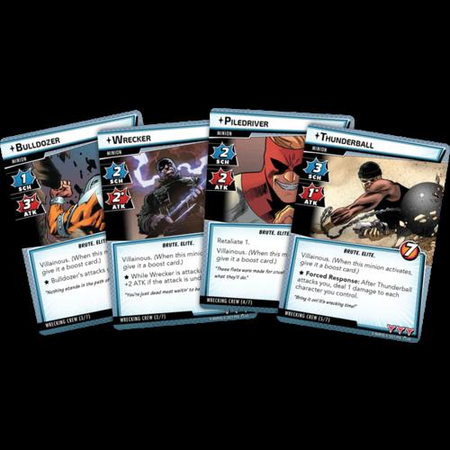 Fantasy Flight Marvel Champions LCG - The Hood Scenario