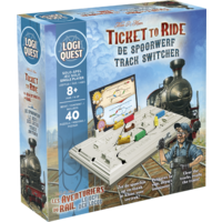 LogiQuest Ticket to Ride - De Spoorwerf