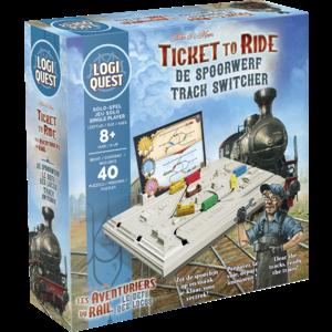 Mixlore LogiQuest Ticket to Ride - De Spoorwerf