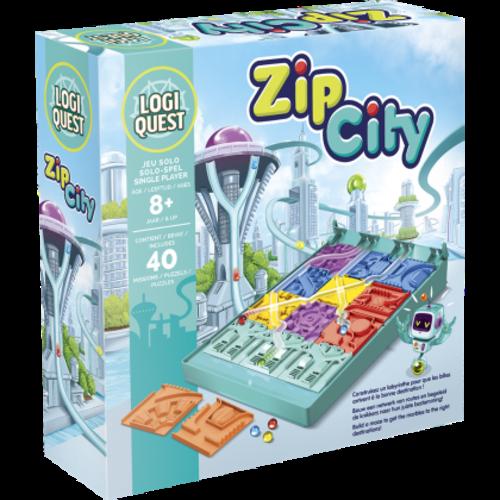 Mixlore LogiQuest - Zip City