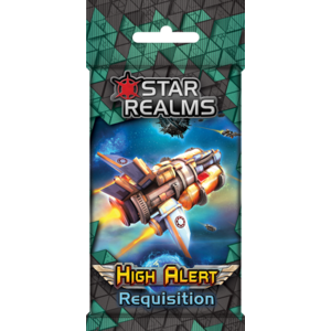 Wise Wizard Games Star Realms- High Alert Requisition