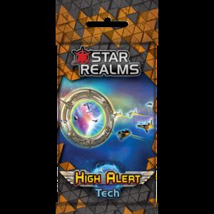 Wise Wizard Games Star Realms- High Alert Tech