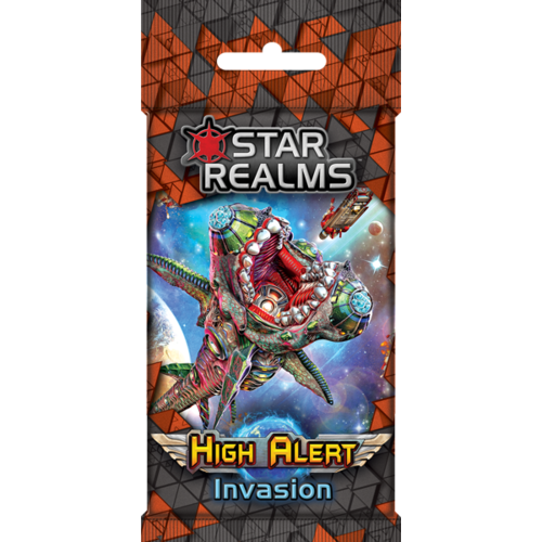 Wise Wizard Games Star Realms- High Alert Invasion
