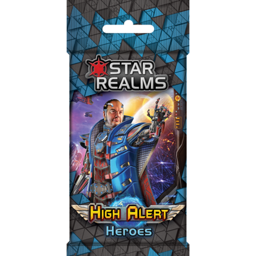 Wise Wizard Games Star Realms- High Alert Heroes