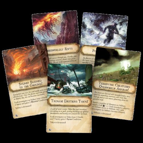 Fantasy Flight Eldritch Horror Cities in Ruin