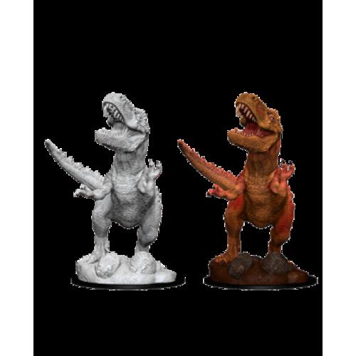 Wizk!ds Unpainted Miniatures- T-Rex