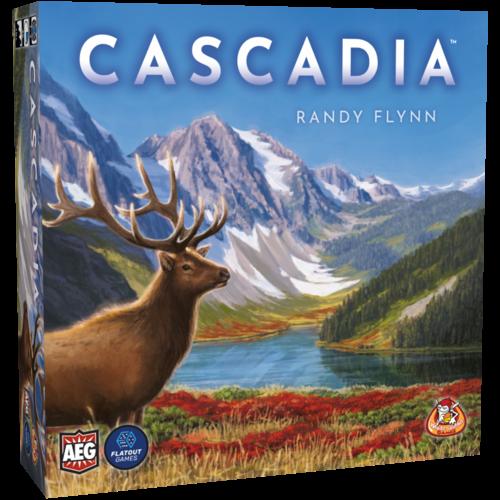 WGG PREORDER- Cascadia NL (VOORJAAR 2022)