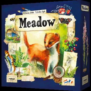 Rebel Studio PREORDER- Meadow NL/FR (OCTOBER 2021)