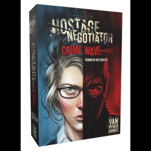 Van Ryder Games Hostage Negotiator - Crime Wave (Game + Storage Box)