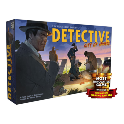 Van Ryder Games Detective: City of Angels