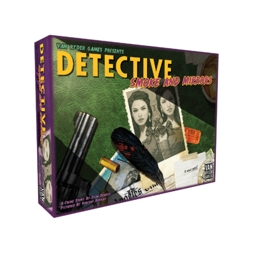 Van Ryder Games Detective: City of Angels - Smoke and Mirrors