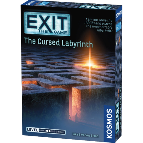 KOSMOS Exit - The Cursed Labyrinth
