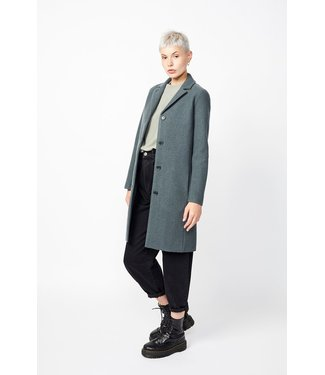 Langerchen Classic Coat Platinum