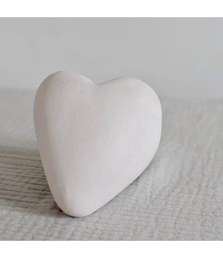 Open Your Heart Studio Kintsugi Heart Stone
