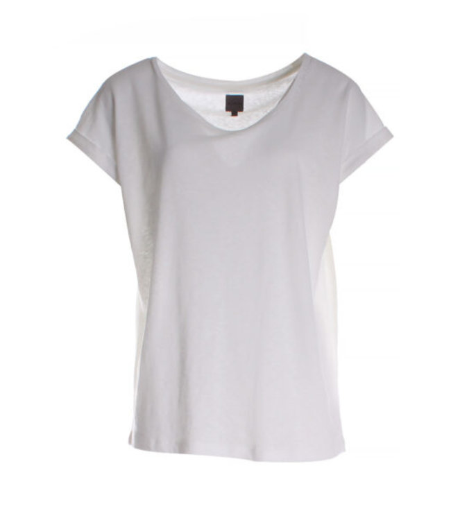 Aimee T-shirt Indi White