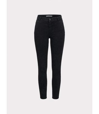 Lanius High Waist Jeans black