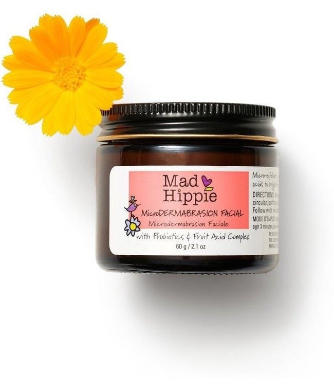 Mad Hippie Microdermabrassie facial
