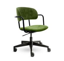 Bureaustoel Vichy - Olive Groen